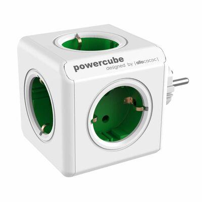 Für weitere Info hier klicken. Artikel: Allocacoc PowerCube Original grün