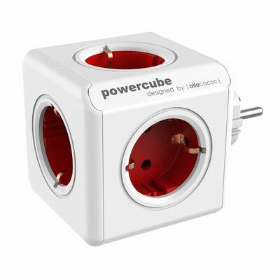 Für weitere Info hier klicken. Artikel: Allocacoc PowerCube Original rot