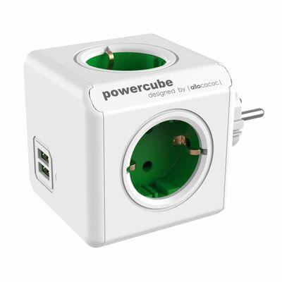 Für weitere Info hier klicken. Artikel: Allocacoc PowerCube Original USB grün