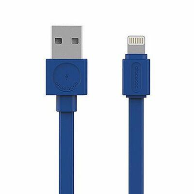 Für weitere Info hier klicken. Artikel: Allocacoc USBcable | Lightning Basic blau