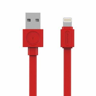Für weitere Info hier klicken. Artikel: Allocacoc USBcable | Lightning Basic rot