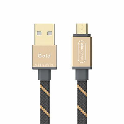 Für weitere Info hier klicken. Artikel: Allocacoc USBcable | microUSB Flat gold