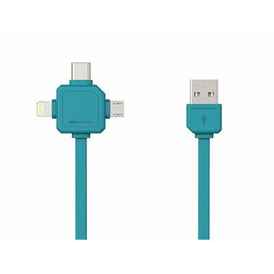 Für weitere Info hier klicken. Artikel: Allocacoc USBcable | USB C blau