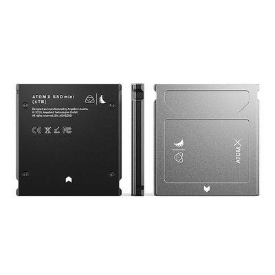 Für weitere Info hier klicken. Artikel: Angelbird Atom X SSD MINI Festplatte für Atomos 1 TB SSD