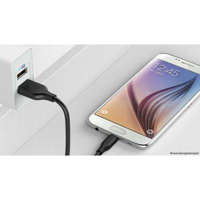 Für weitere Info hier klicken. Artikel: Anker Power Line Micro USB cable schwarz 1,8 m