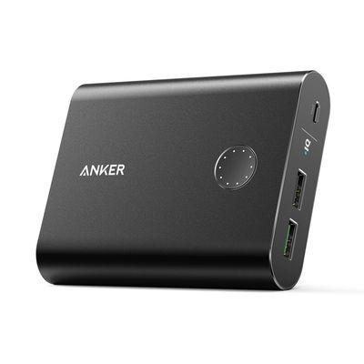 Für weitere Info hier klicken. Artikel: Anker PowerCore + 13400 mit Quick Charge 3.0