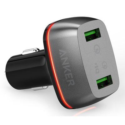 Für weitere Info hier klicken. Artikel: Anker PowerDrive+ 2 with Quick Charge 3.0 White