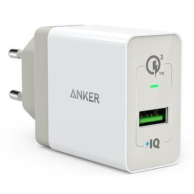 Für weitere Info hier klicken. Artikel: Anker PowerPort+1 With Quick Charge 3.0 weiß