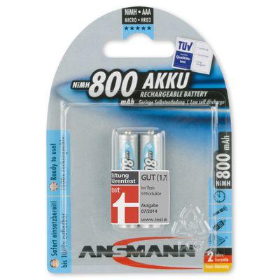 Für weitere Info hier klicken. Artikel: Ansmann Akku maxE Micro Blue