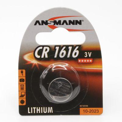 Für weitere Info hier klicken. Artikel: Ansmann Batterie CR1616