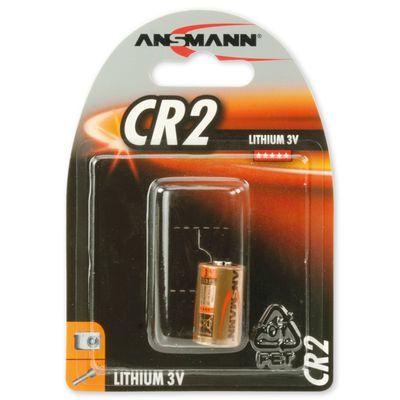Für weitere Info hier klicken. Artikel: Ansmann Batterie CR2 1er-Pack