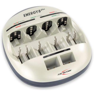 Für weitere Info hier klicken. Artikel: Ansmann Energy 8 plus