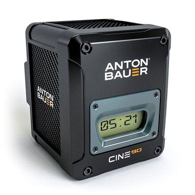 Für weitere Info hier klicken. Artikel: Anton Bauer Cine 90 Battery Gold-Mount