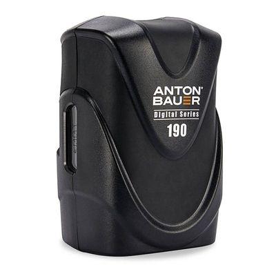 Für weitere Info hier klicken. Artikel: Anton Bauer Digital 190 Battery (14.4V, 194 Wh) V-Mount