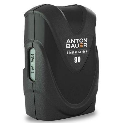 Für weitere Info hier klicken. Artikel: Anton Bauer Digital 90 V-Mount Battery
