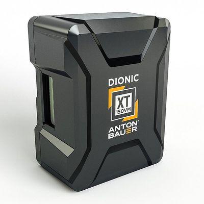 Für weitere Info hier klicken. Artikel: Anton Bauer Dionic XT 150 V-Mount
