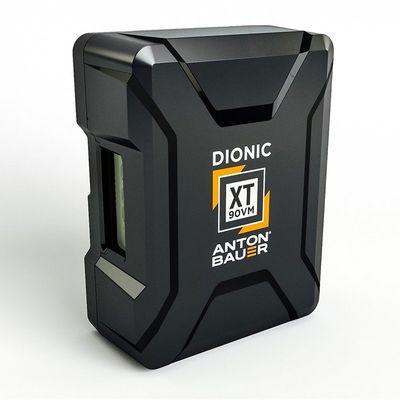 Für weitere Info hier klicken. Artikel: Anton Bauer Dionic XT 90 V-Mount