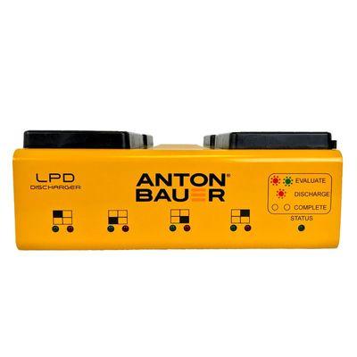 Für weitere Info hier klicken. Artikel: Anton Bauer LPD Travel Discharger Gold-Mount