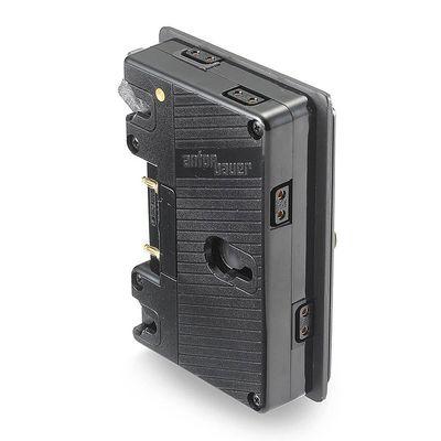 Für weitere Info hier klicken. Artikel: Anton Bauer QR-QUAD PT Sandwich adapter with 4 PowerTap connectors
