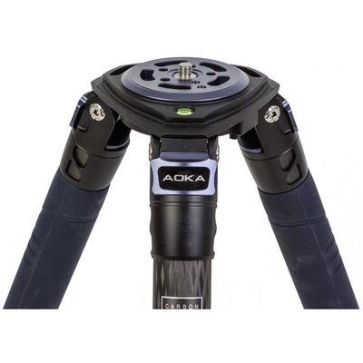 Für weitere Info hier klicken. Artikel: AOKA TKPRO424C Carbon Stativ