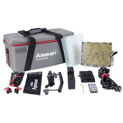 Für weitere Info hier klicken. Artikel: Aputure Amaran the Flagship Tri-8c V-mount