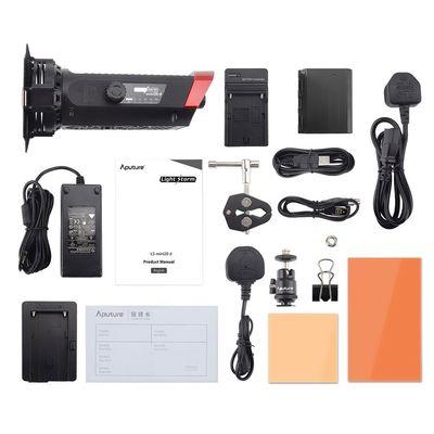 Für weitere Info hier klicken. Artikel: Aputure LED Mini20 7500K LS-mini 20d