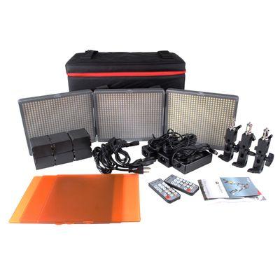 Für weitere Info hier klicken. Artikel: Aputure LED set HR672KIT-WWS