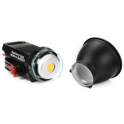 Für weitere Info hier klicken. Artikel: Aputure Light storm COB light 6000K LS C120d(V-mount)KIT