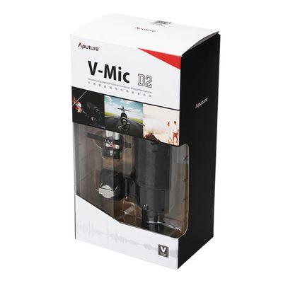Für weitere Info hier klicken. Artikel: Aputure Shotgun Microphone V-Mic D2