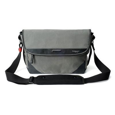 Für weitere Info hier klicken. Artikel: Artisan&Artist A&A ACAM-9100, Messenger-Tasche grau