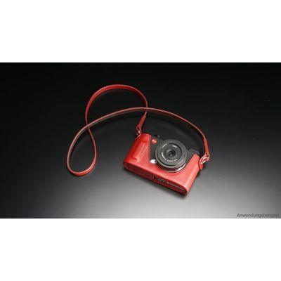 Für weitere Info hier klicken. Artikel: Artisan&Artist A&A LMB-CL Leder-Halfcase rot