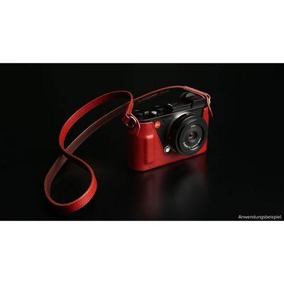 Für weitere Info hier klicken. Artikel: Artisan&Artist A&A LMB-CL Leder-Halfcase Leica CL rot