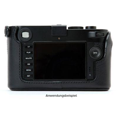 Für weitere Info hier klicken. Artikel: Artisan&Artist A&A LMB-MPM Leder-Halfcase Leica M schwarz