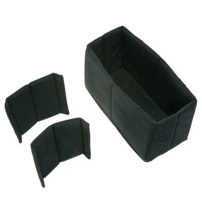 Für weitere Info hier klicken. Artikel: Artisan&Artist Slingtasche A&A ACAM-BS0003, Basalt schwarz-grau
