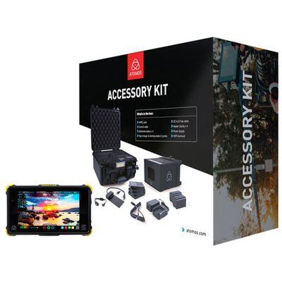Für weitere Info hier klicken. Artikel: Atomos Shogun Flame 4K Recorder im Travel Case + Accessory Kit