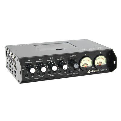 Für weitere Info hier klicken. Artikel: Azden 4-channel professional audio mixer