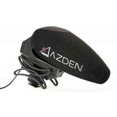 Für weitere Info hier klicken. Artikel: Azden DSLR Mikrofon SMX-30