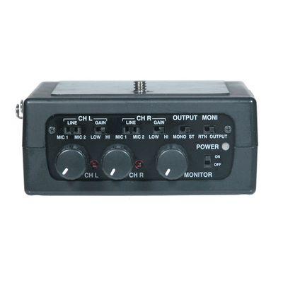 Für weitere Info hier klicken. Artikel: Azden Portabler Mixer FMX-DSLR