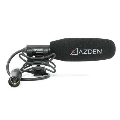 Für weitere Info hier klicken. Artikel: Azden XCR Mikrofon SGM-250CX