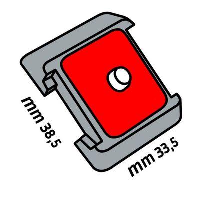 Für weitere Info hier klicken. Artikel: b-grip Adapterplatte für b-grip UNO