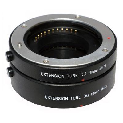 Für weitere Info hier klicken. Artikel: B.I.G. Auto-Zwischenring-Set MFT 10+16mm