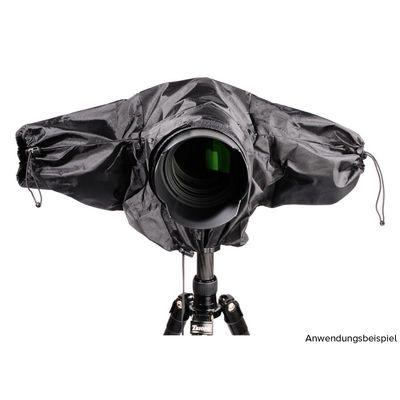 Für weitere Info hier klicken. Artikel: B.I.G. Kamera-Regenschutz schwarz