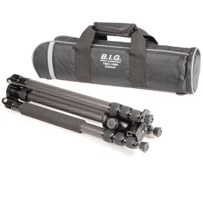 Für weitere Info hier klicken. Artikel: B.I.G. Kamerastativ TMC-1300 Carbon inkl. Kopf u.Tasche