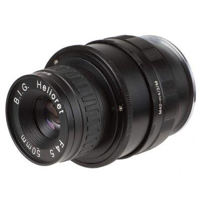 Für weitere Info hier klicken. Artikel: B.I.G. Makro Objektivset Fujifilm X