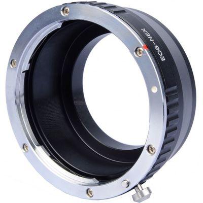 Für weitere Info hier klicken. Artikel: B.I.G. Objektivadapter Canon EF an Sony E