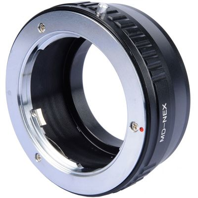 Für weitere Info hier klicken. Artikel: B.I.G. Objektivadapter Minolta MD an Sony E