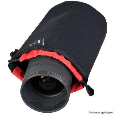 Für weitere Info hier klicken. Artikel: B.I.G. PS10 Neopren Objektivbeutel, 10x7cm