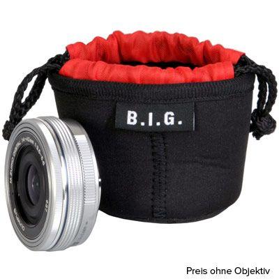 Für weitere Info hier klicken. Artikel: B.I.G. PS5 Neopren Objektivbeutel, 5x7cm