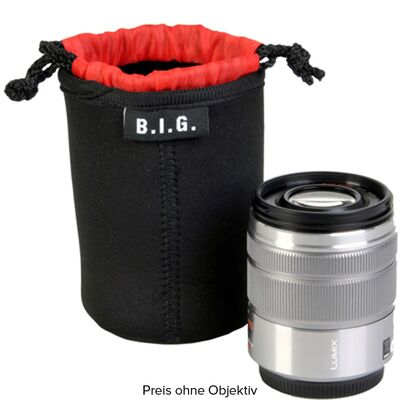 Für weitere Info hier klicken. Artikel: B.I.G. PS7 Neopren Objektivbeutel, 7x7cm
