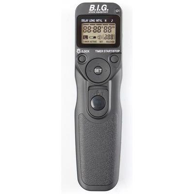 Für weitere Info hier klicken. Artikel: B.I.G. WTC-2 Kamera-Funkauslöser MF für Sony RM-VPR1